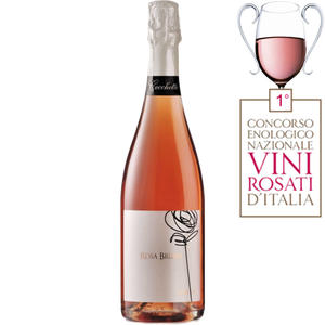 Cecchetto Giorgio Rosa Bruna Rosé Classic Method available in Australia