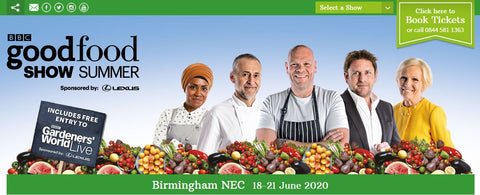 BBC Good Food Show Summer 2020