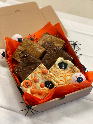 Halloween Mixed Box Pre-order - Northern Brownies