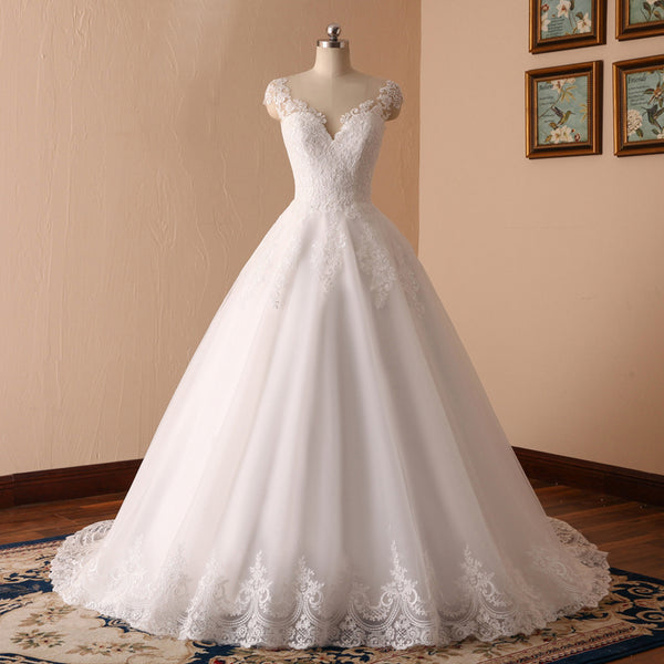 Valentina Princess Wedding Dress