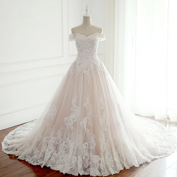 Maya Princess Wedding Dress