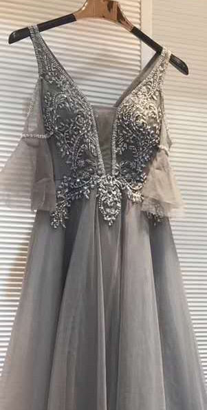 Kaylie Cold Shoulder Prom Dress
