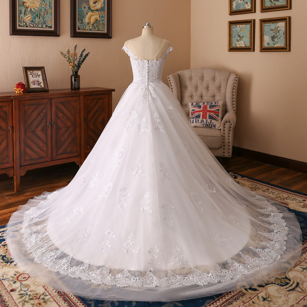 Alayna Princess Wedding Dress