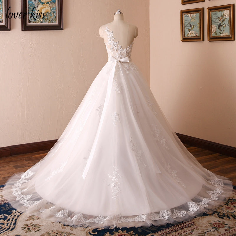 Ariana Princess Wedding Dress