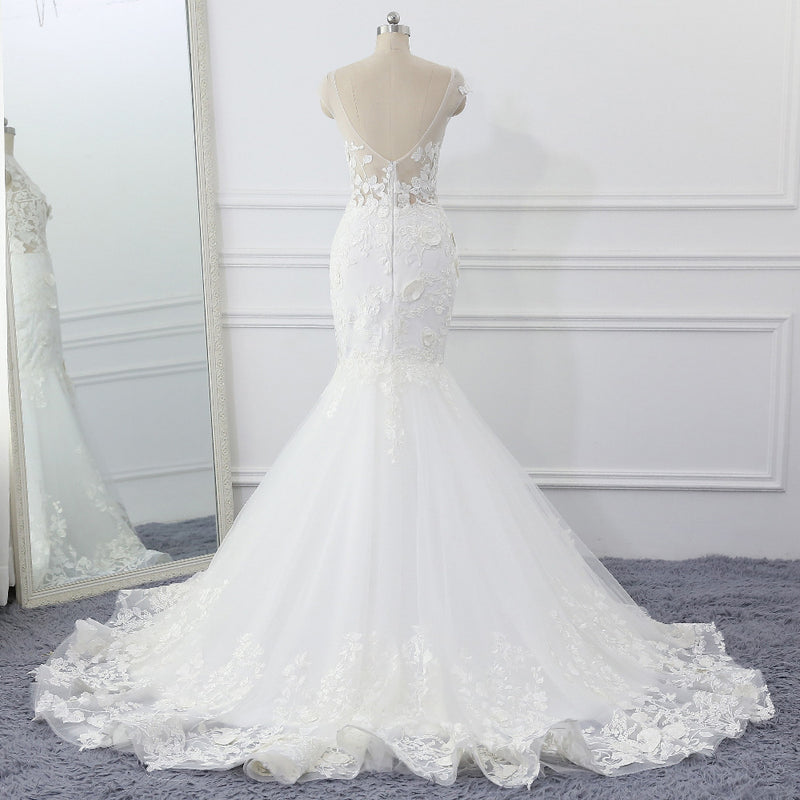 Eleanore Mermaid Wedding Dress