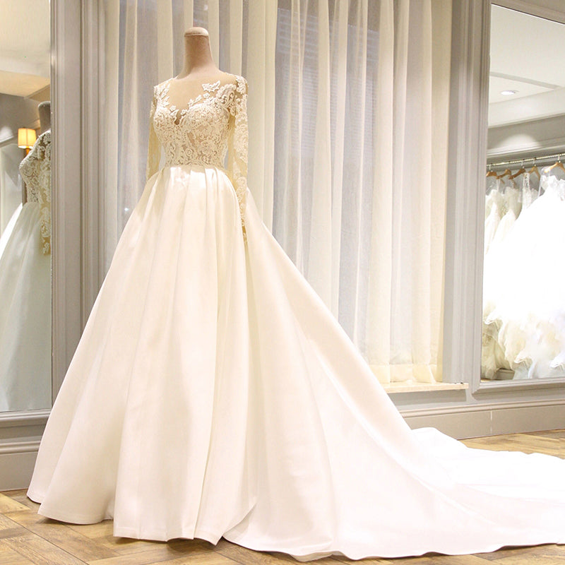 Elise Princess Wedding Dress