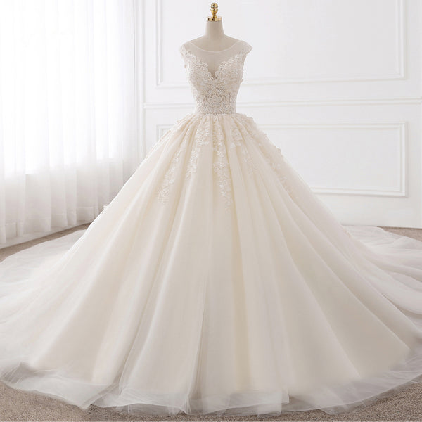 Alicia Princess Wedding Dress