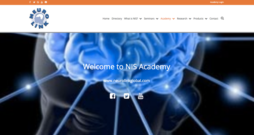 NIS Academy Update - Control of the Atlas from NIS perspective