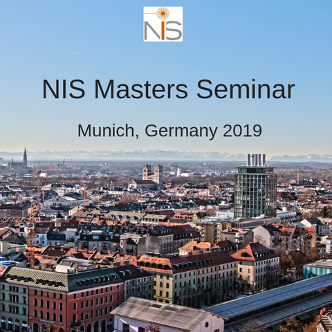 NIS Masters Seminar - Munich, Germany 2019 - Late Registration