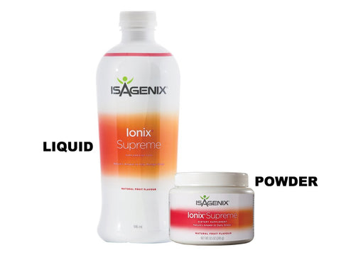 Isagenix IONIX Supreme (Powder ONLY)