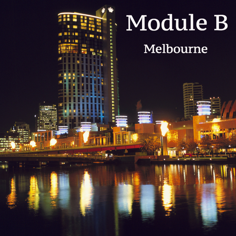 NIS Module B - Refresher - Melbourne 2018