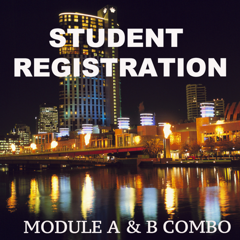 NIS Modules A & B (Combo) - Student Registration