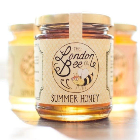 Unpasteurised Summer Honey