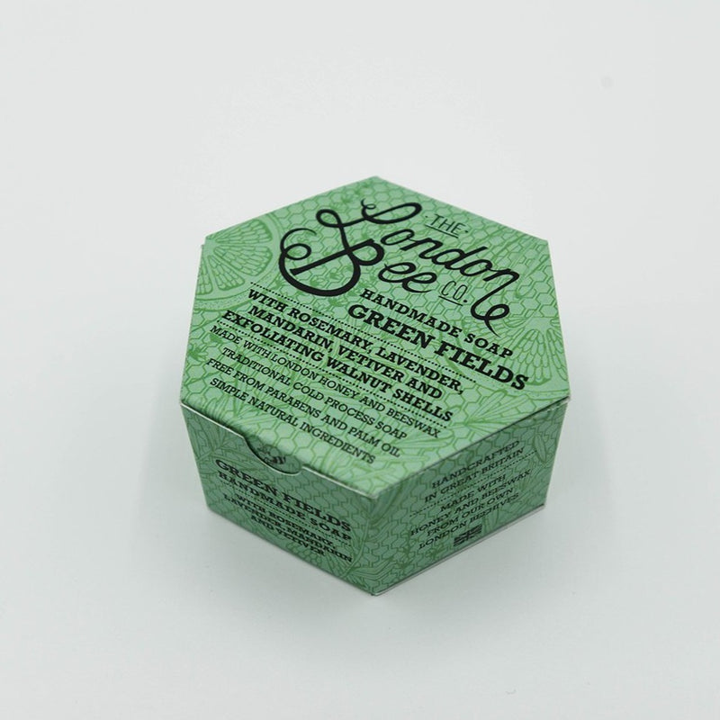 Green Fields Soap