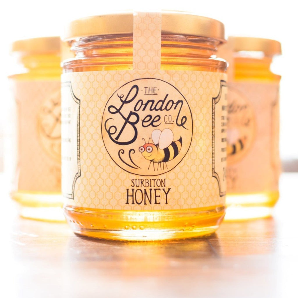 Unpasteurised Surbiton Honey
