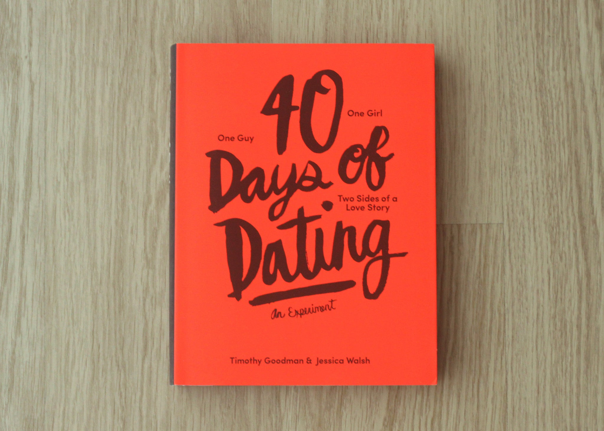 40 Years of Dating: An Experiment