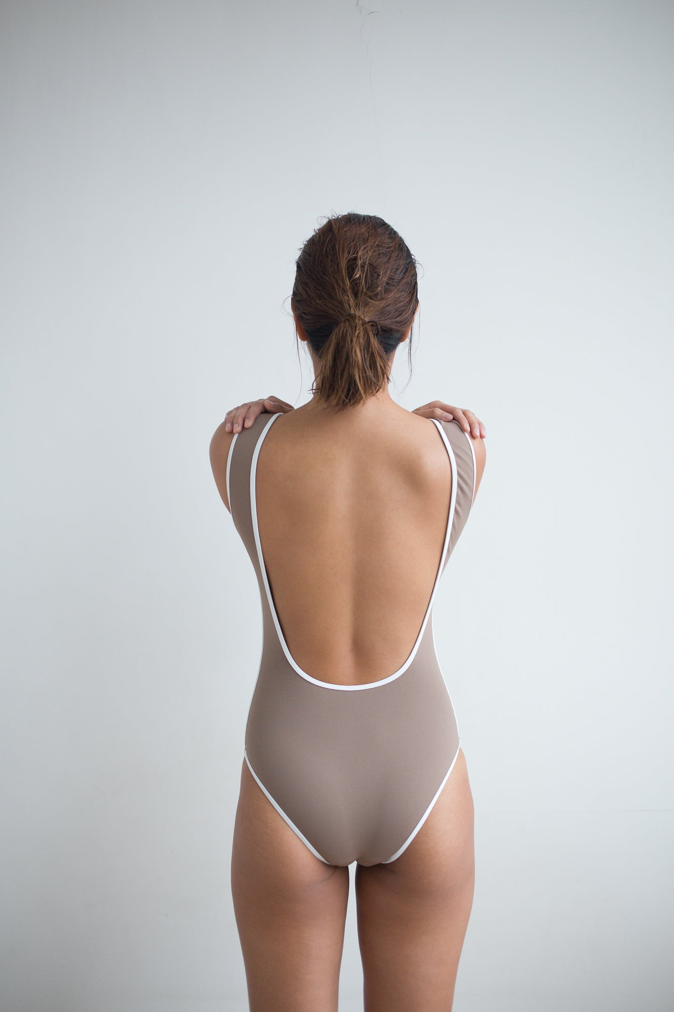 Marion One Piece - Khaki