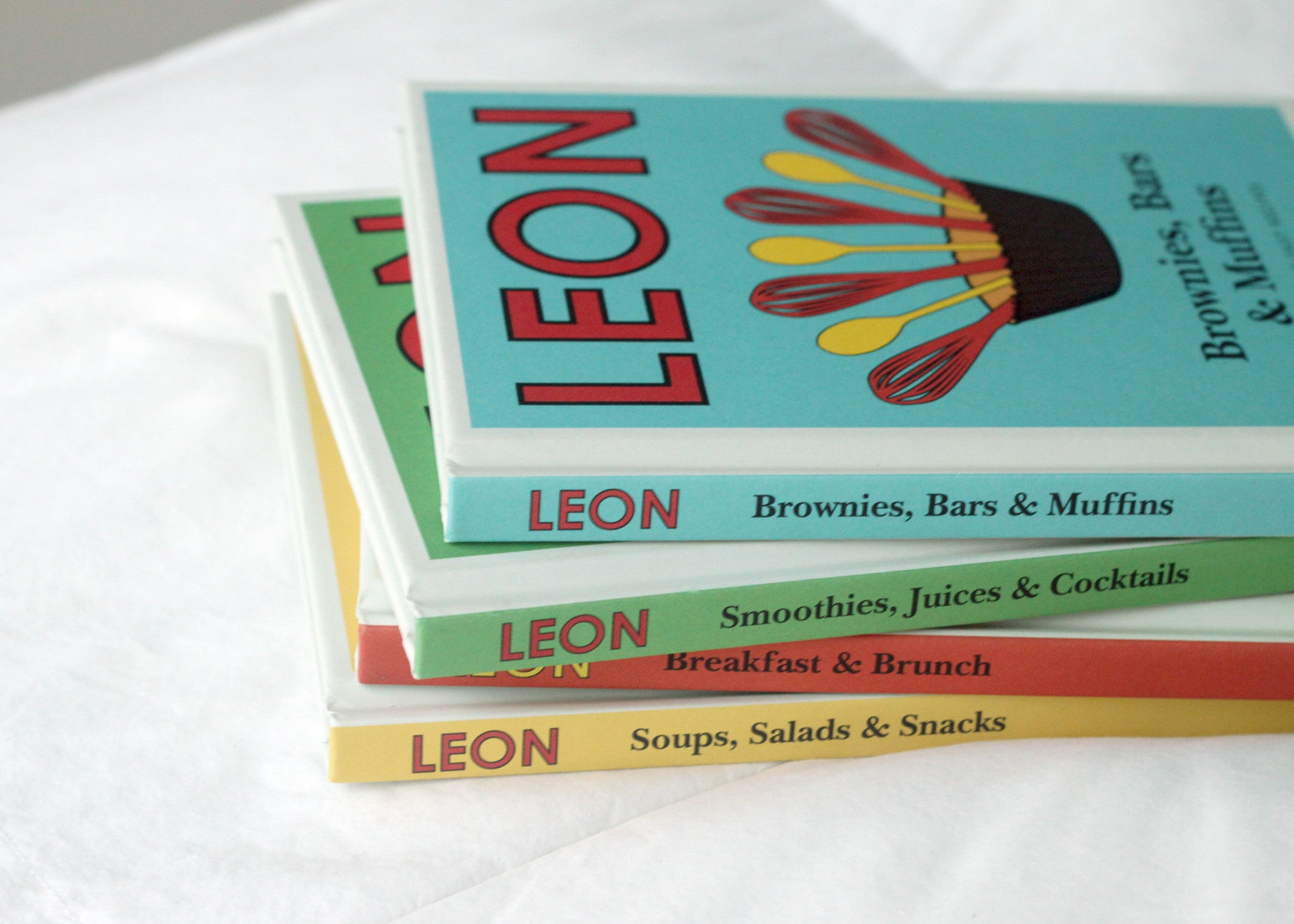 LEON: Brownies, Bars, and Muffins