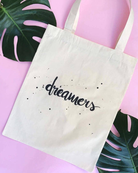 Dreamers Tote Bag