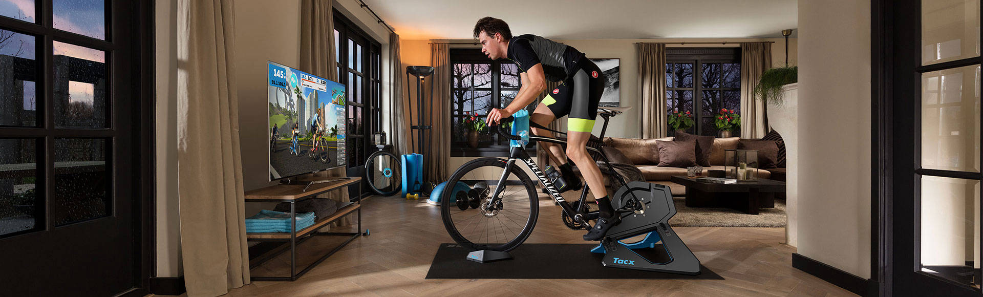 Tacx Smart Trainers Tagged