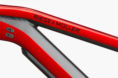 Riese & Muller Charger Mixte GT Touring  - TUNE cycles