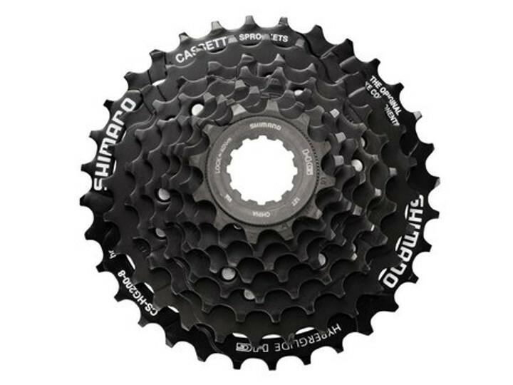 Shimano HG-200 8 Speed Cassette 12-32  - TUNE cycles