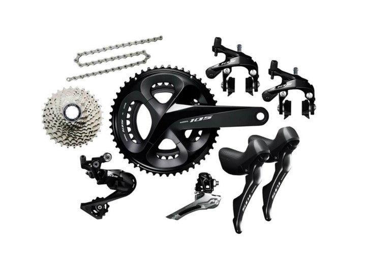 Shimano 105 R7000 Groupset  - TUNE cycles