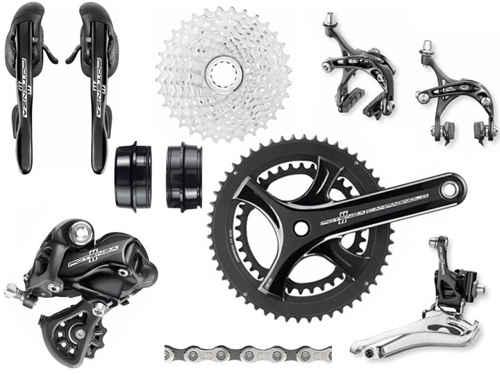 Campagnolo Potenza 11 Speed Groupset  - TUNE cycles