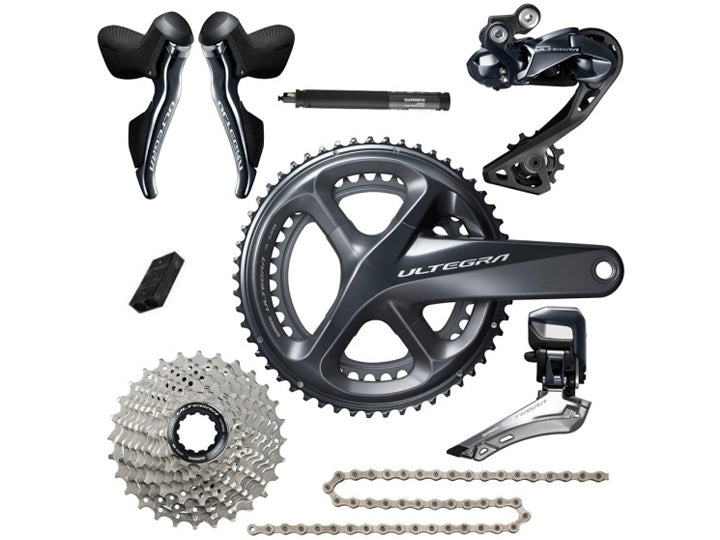 Shimano Ultegra DI2 R8050 Groupset  - TUNE cycles