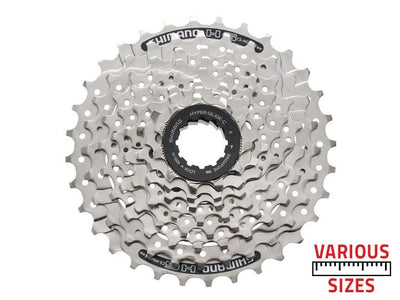 Shimano Cs-Hg41 8-Speed Cassette Silver 11-34T  - TUNE cycles