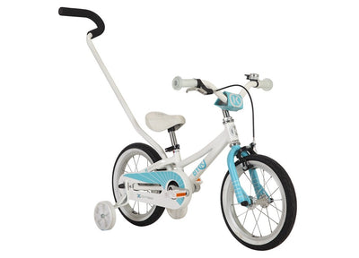 BYK Bikes E250 Girls 2-5yrs 85 - 102cm | 2-4 YRS - TUNE cycles
