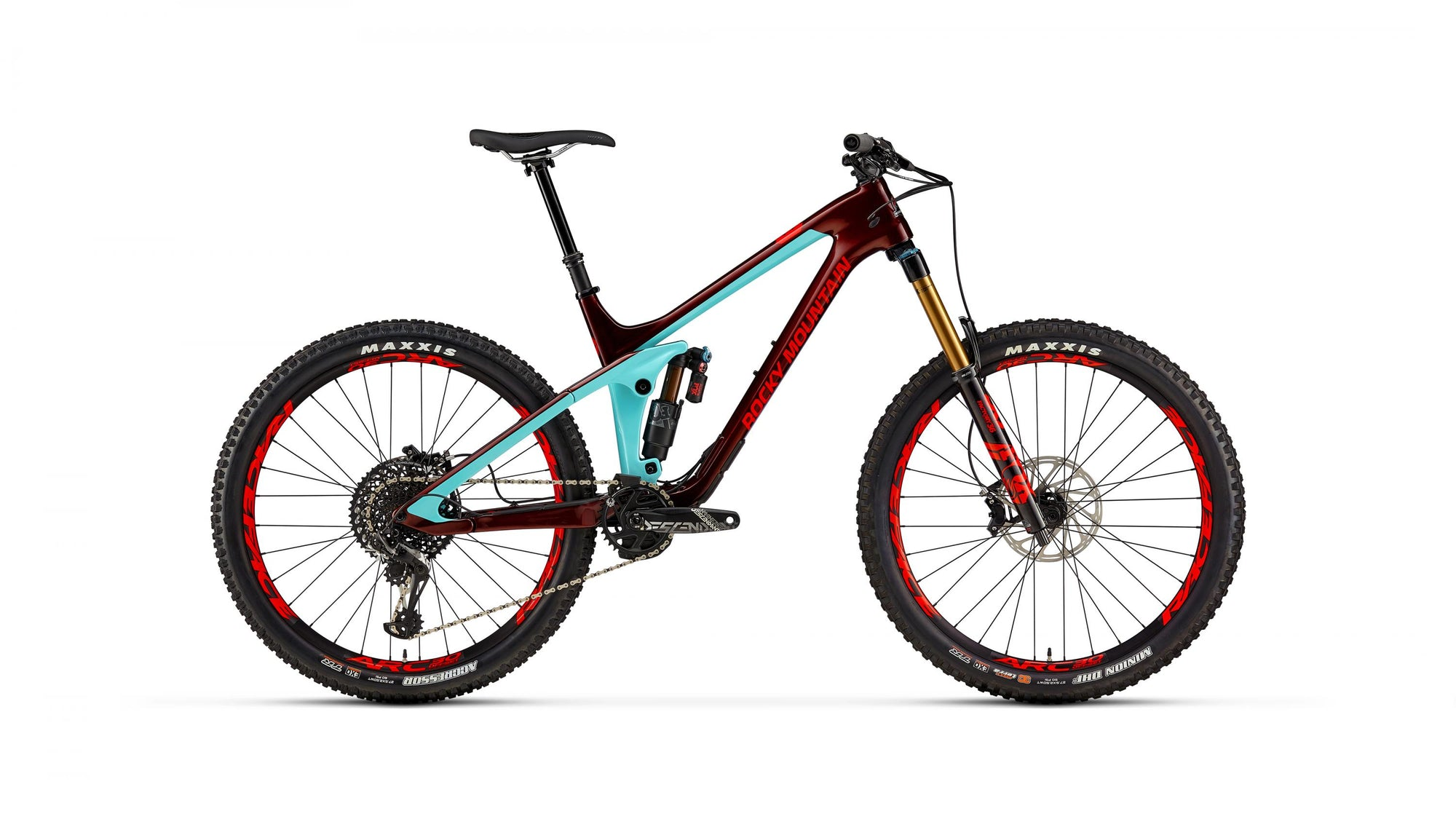 Rocky Mountain Slayer Carbon 90 165 - 172.5cm (SM) - TUNE cycles