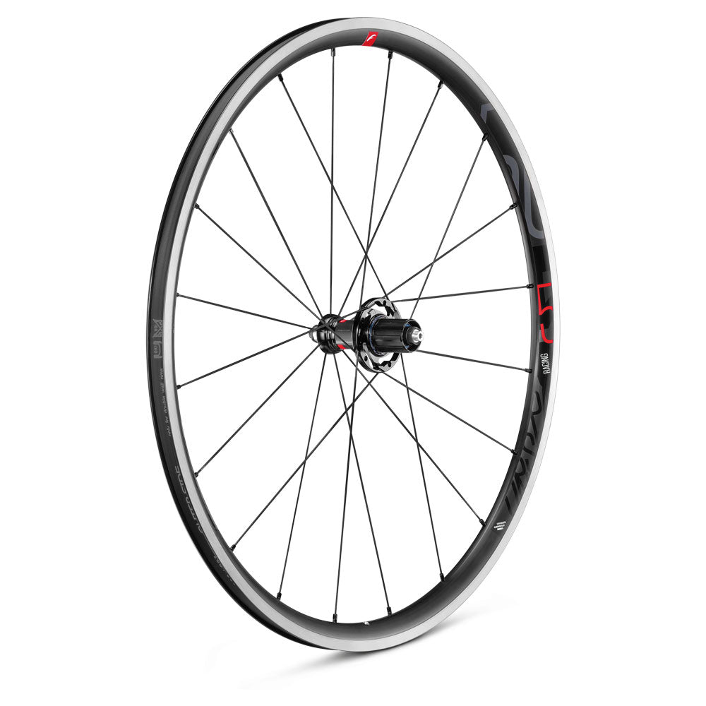Fulcrum Racing 5 Rim Brake Clincher Wheelset  - TUNE cycles
