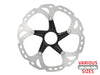 Shimano Deore XT SM-RT81 Centrelock Disc Rotor  - TUNE cycles
