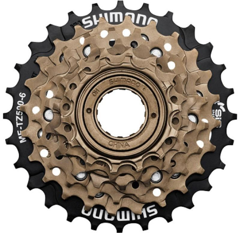 Shimano 6 Speed Freewheel 14-28  - TUNE cycles