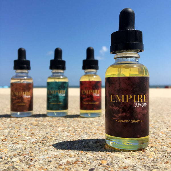 Empire Grappy Grape Eliquid