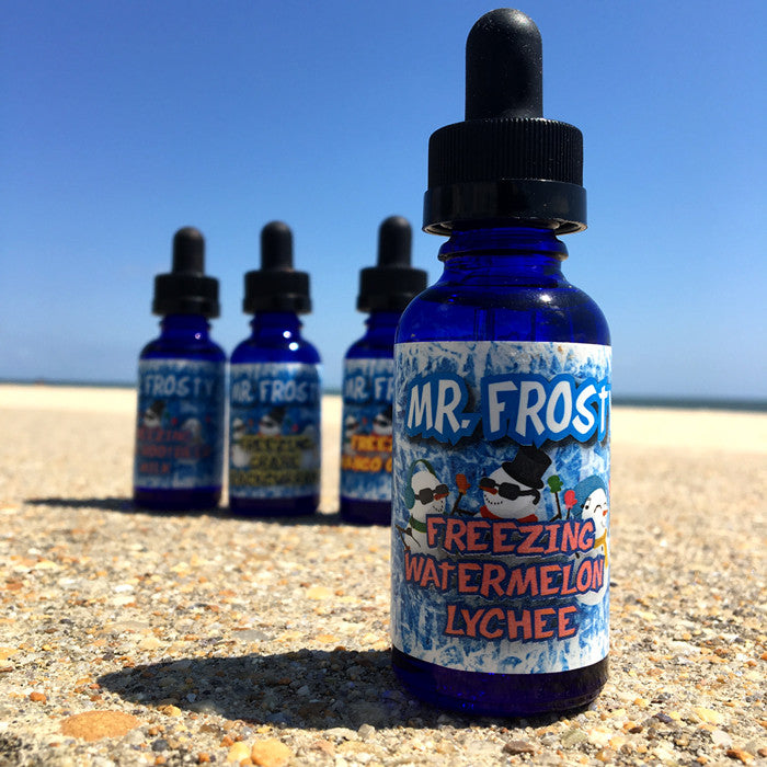 Mr Frosty Freezing Watermelon Lychee Eliquid