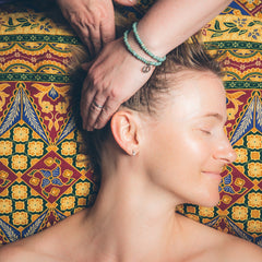 Ayurvedic Facila Massage
