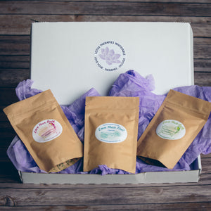 Vegan Bath Soak Gift Box