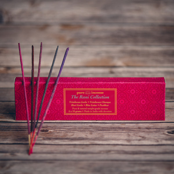 Pure Temple-Grade Incense Collection