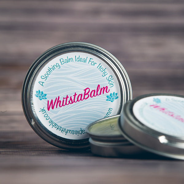WhitstaBalm ideal for soothing itchy skin