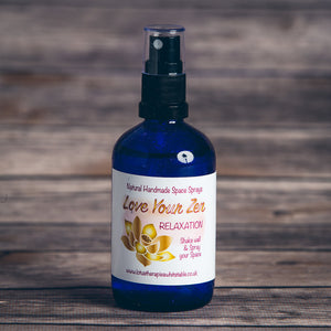 Love Your Zen Space Sprays - Relaxation