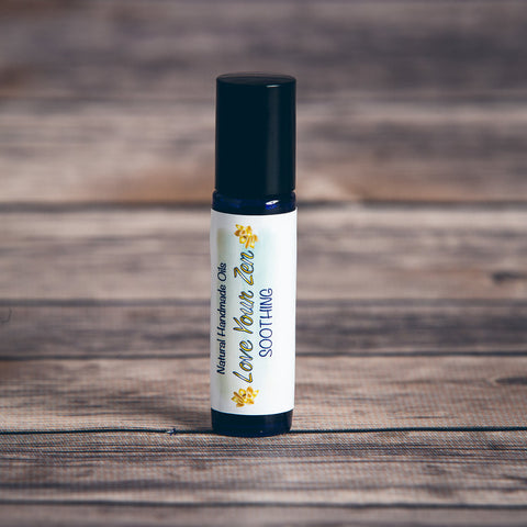 Love Your Zen Rollerball Oils - Soothing