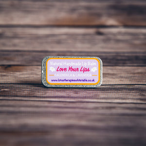 Love Your Lips Calendula & Lavender Lip Balm