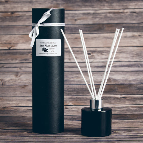 Love Your Space - Orchid Noir Reed Diffuser