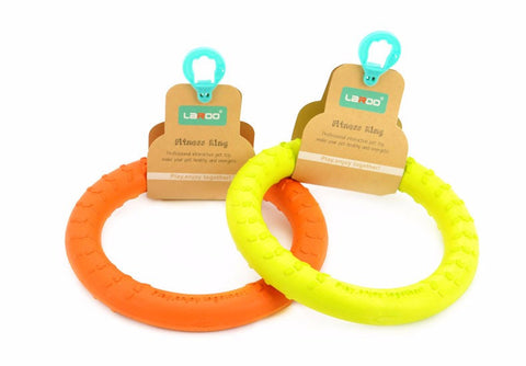 Pet Exercise Fitness Toy Ring