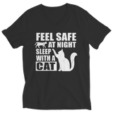 Feel safe at night sleep with a cat Hoodie