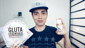Gluta Essentials Giveaway by iReviewPinoy