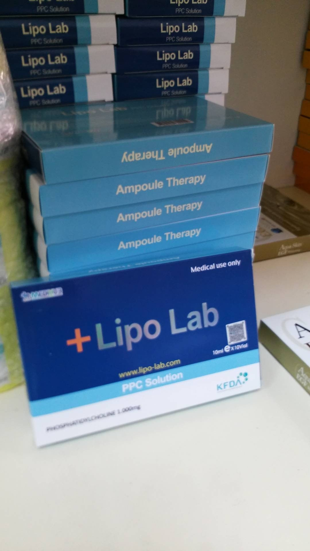 Lipo Lab Meso-Therapy - Simple Mello