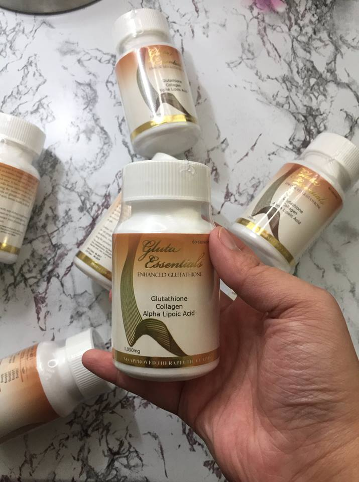 Gluta Essentials Oral Capsule 30 Capsules - Simple Mello